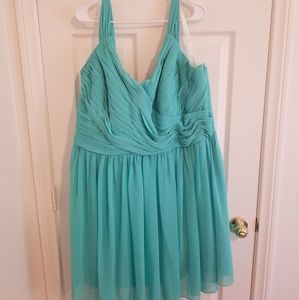 Azazie Bridesmaids Spa Dress